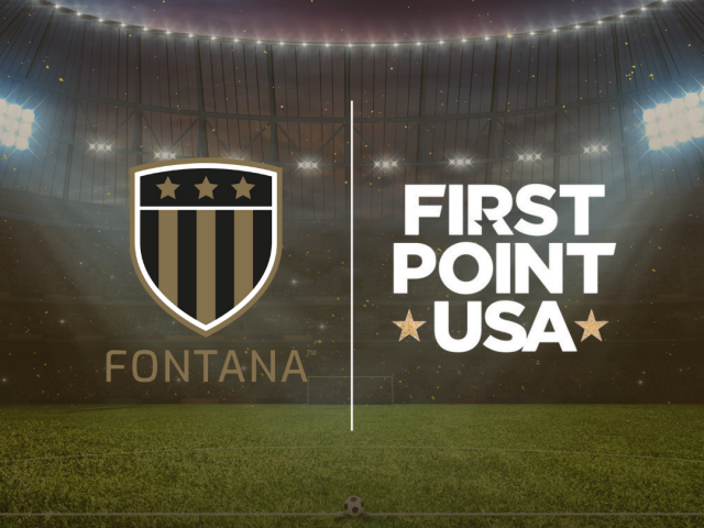 Fontana Soccer score with FirstPoint partnership