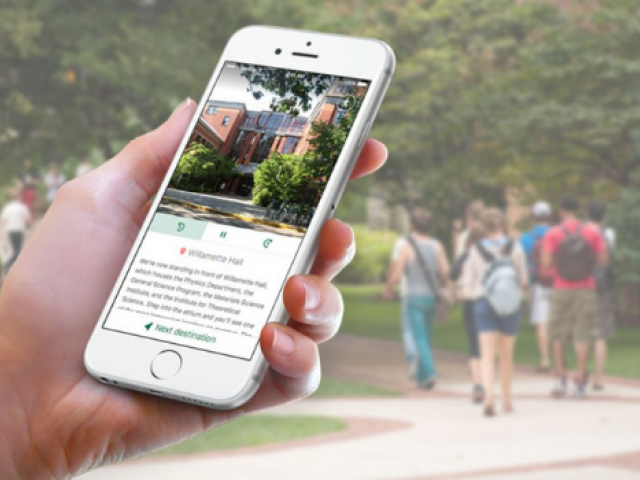 Campus Visits and Recruiting Go Virtual