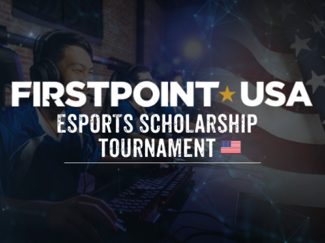 FirstPoint USA Esports Scholarship Tournament