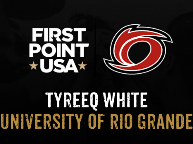 Tyreeq White | Committed to Rio Grande