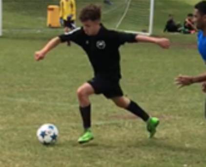 Connor Kennedy - Soccer Player