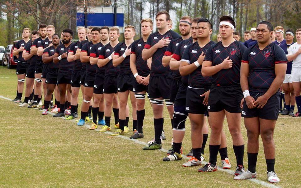 CWU Men's Rugby Team