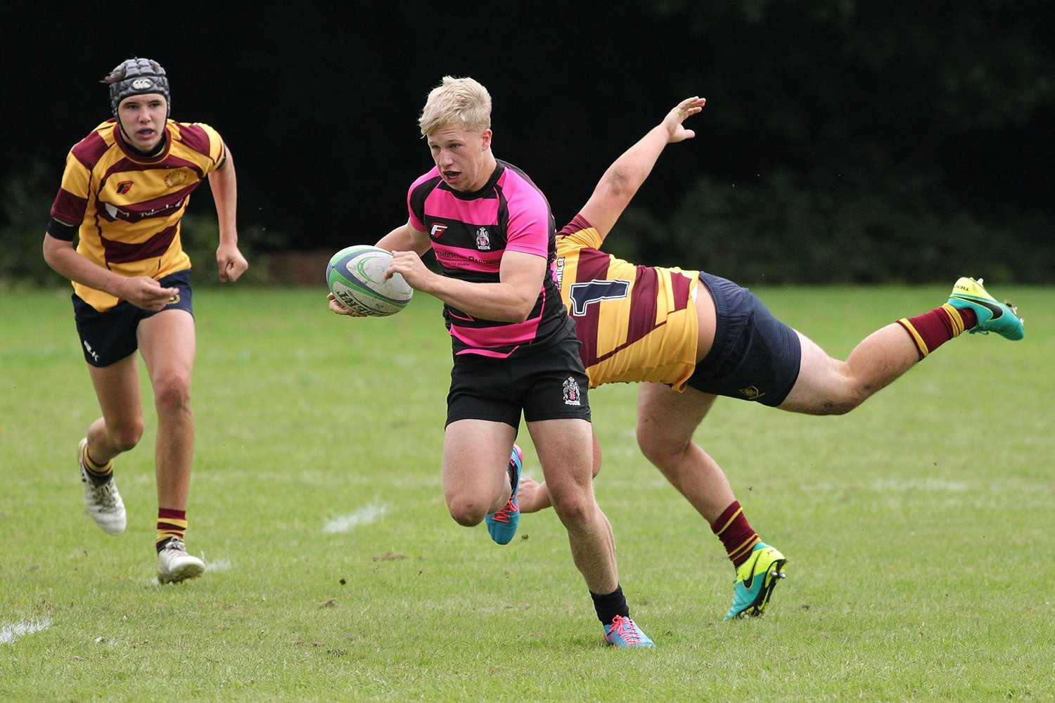 Tyler Tomlinson - Rugby Player
