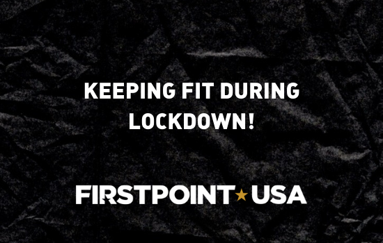 Keeping Fit During Lockdown | STEP BY STEP